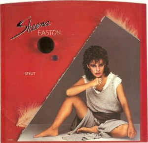 Sheena Easton ‎– Strut