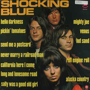 Shocking Blue ‎– Shocking Blue