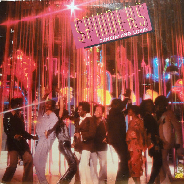 Spinners ‎– Dancin' And Lovin'