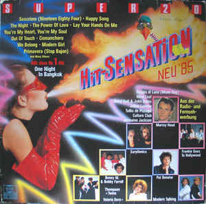 Super 20 - Hit-Sensation Neu '85
