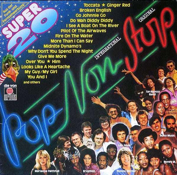 Super 20 - Pop Non Stop
