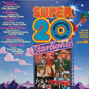 Super 20 International - Starlights