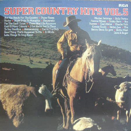 Super Country Hits Vol. 5