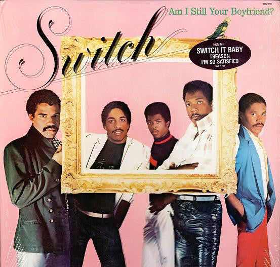 Switch (6) ‎– Am I Still Your Boyfriend?