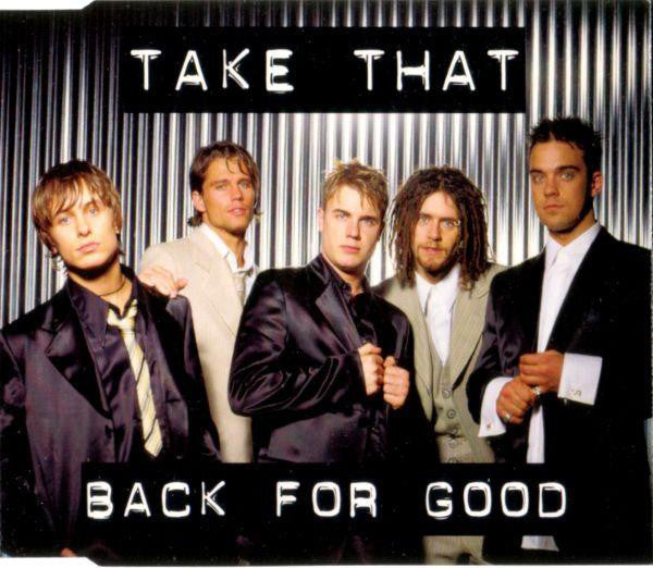 Take That ‎– Back For Good (016)