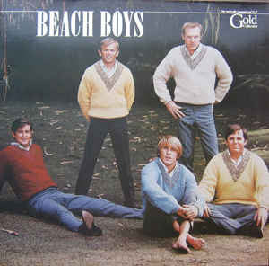 The Beach Boys ‎– Gold Collection