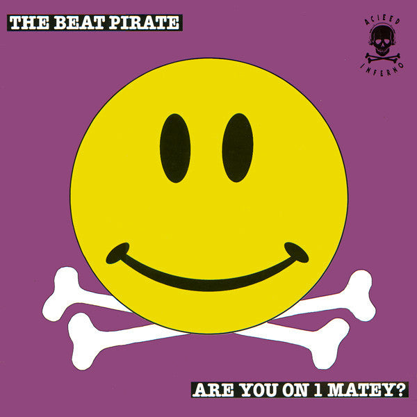 The Beat Pirate ‎– Are You On 1 Matey?