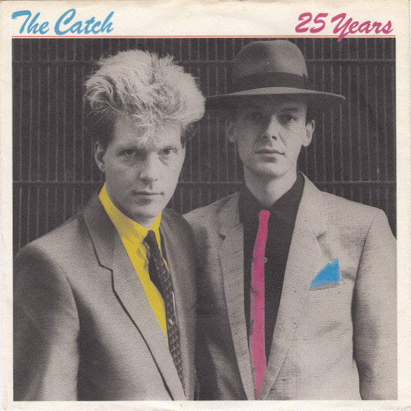 The Catch ‎– 25 Years