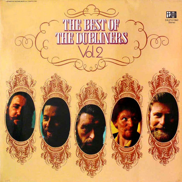 The Dubliners ‎– The Best Of The Dubliners Volume 2