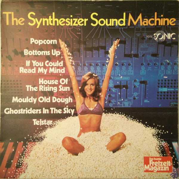 The Fantastic Pikes ‎– The Synthesizer Sound Machine