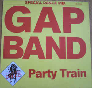 The Gap Band ‎– Party Train
