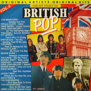The Hit Story Of British Pop Vol.4