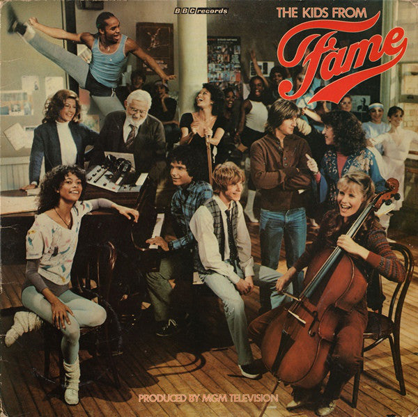 The Kids From Fame ‎– The Kids From Fame