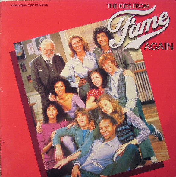 The Kids From Fame ‎– The Kids From Fame Again