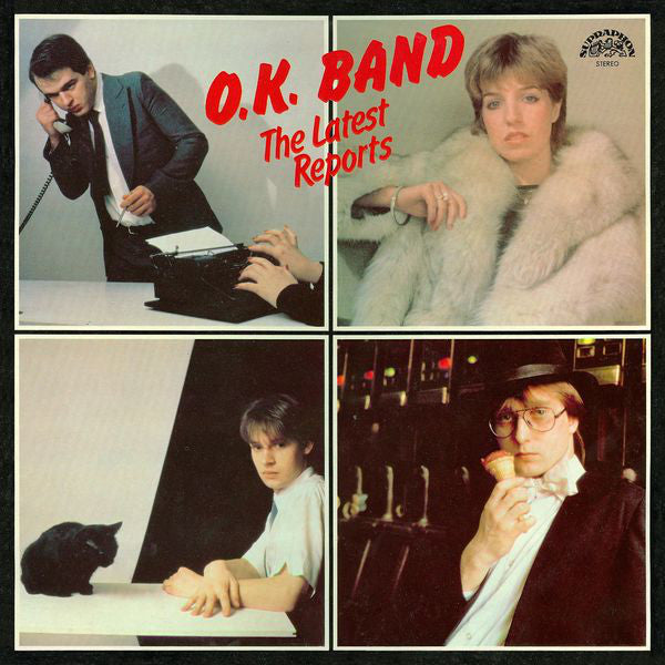O.K. BAND* ‎– The Latest Reports