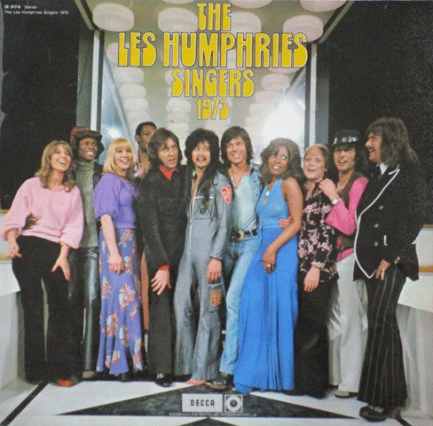 The Les Humphries Singers* ‎– 1973