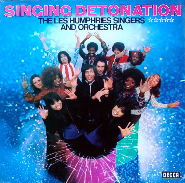 The Les Humphries Singers* And Orchestra* ‎– Singing Detonation