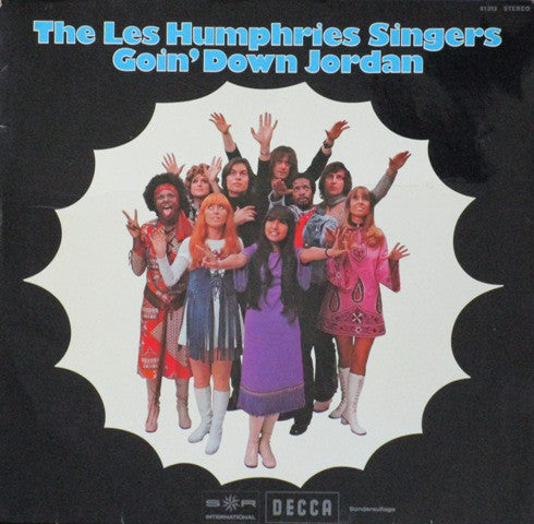 The Les Humphries Singers* ‎– Goin' Down Jordan