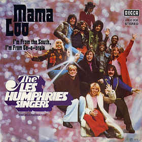 The Les Humphries Singers* ‎– Mama Loo