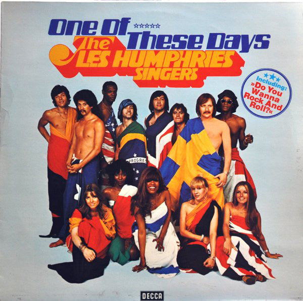 The Les Humphries Singers* ‎– One Of These Days