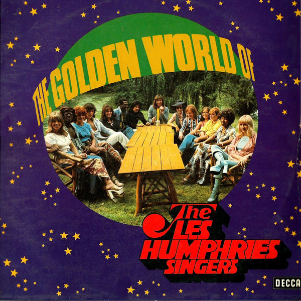 The Les Humphries Singers* ‎– The Golden World Of The Les Humphries Singers