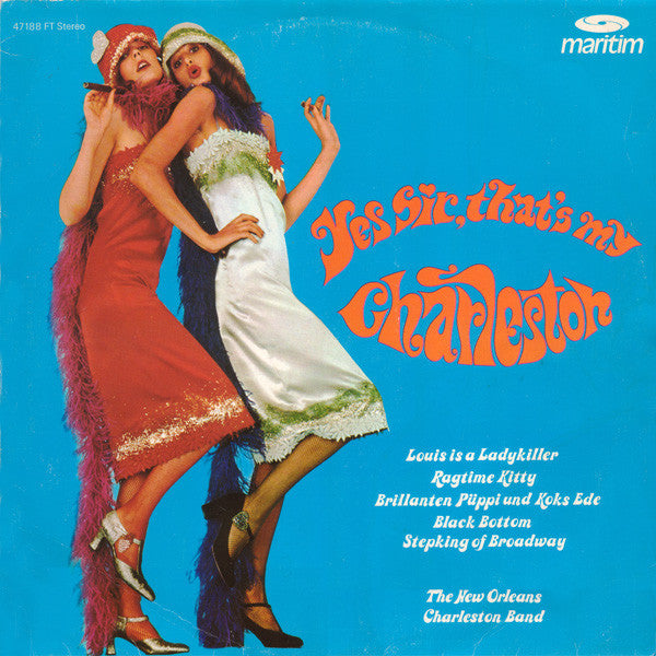 The New Orleans Charleston Band ‎– Yes Sir, That's My Charleston