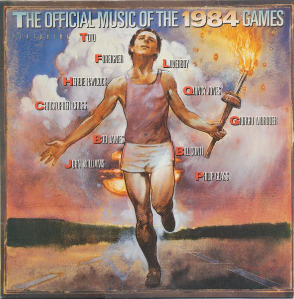 The Official Music Of The 1984 Games