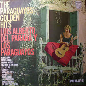 The Paraguayos Golden Hits