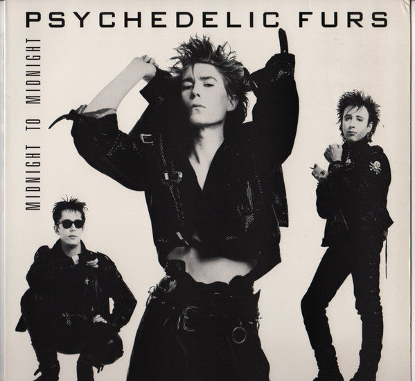 The Psychedelic Furs ‎– Midnight To Midnight