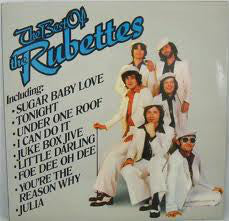 The Rubettes ‎– The Best Of The Rubettes