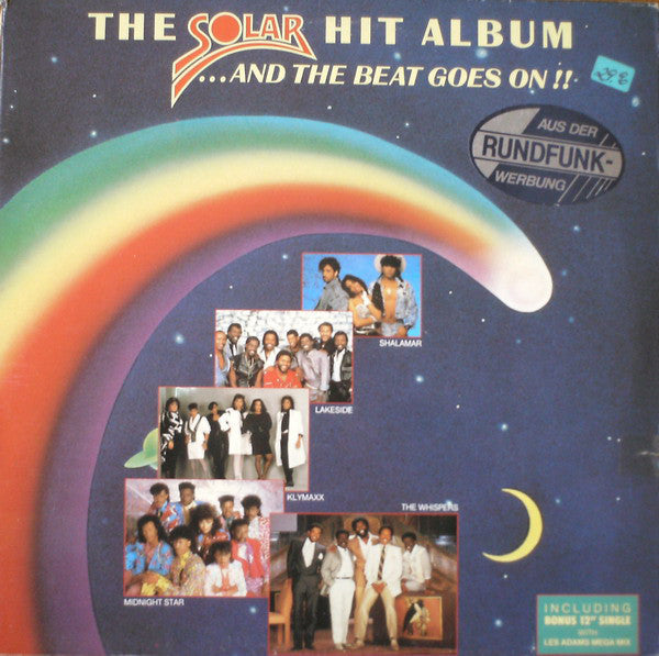 The Solar Hit Album ...And The Beat Goes On!!