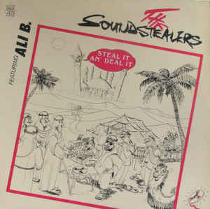 The Soundstealers ‎– Steal It An' Deal It