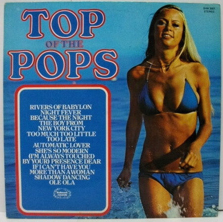 The Top Of The Poppers ‎– Top Of The Pops Vol. 66