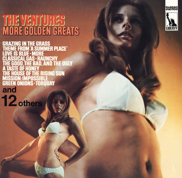 The Ventures ‎– More Golden Greats