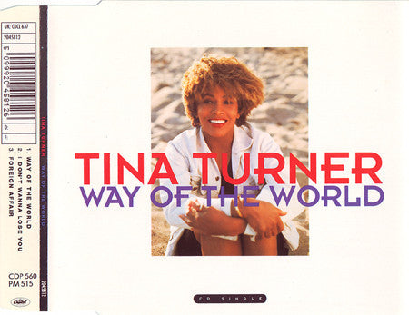 Tina Turner ‎– Way Of The World (068)