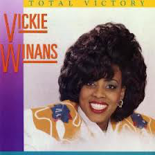 Vickie Winans ‎– Total Victory