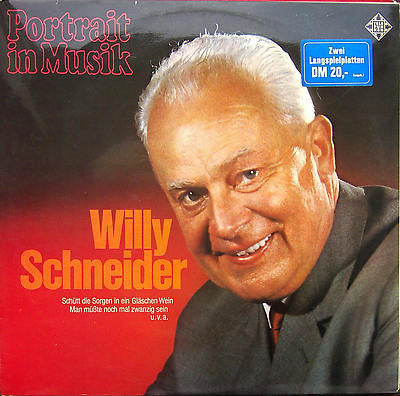 Willy Schneider ‎– Portrait In Musik