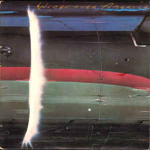 Wings (2) ‎– Wings Over America