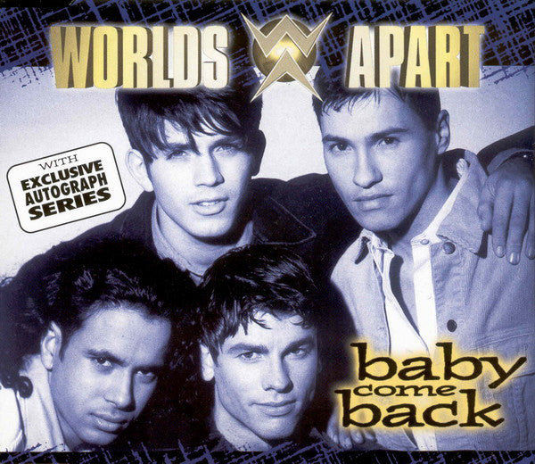 Worlds Apart ‎– Baby Come Back (071)