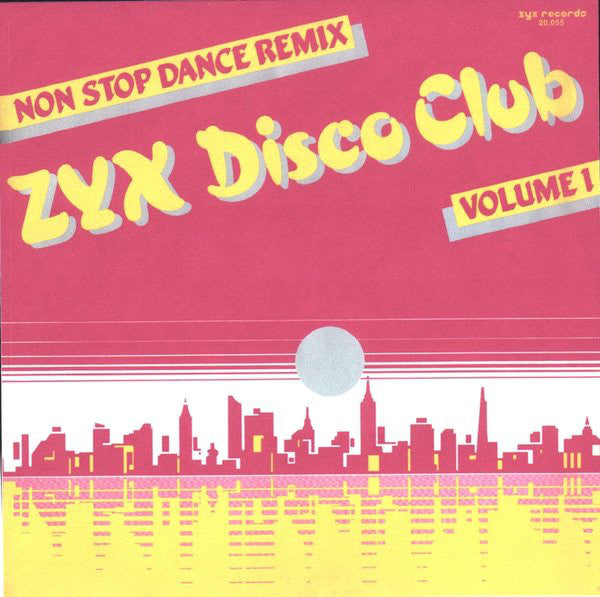 ZYX Disco Club Volume 1