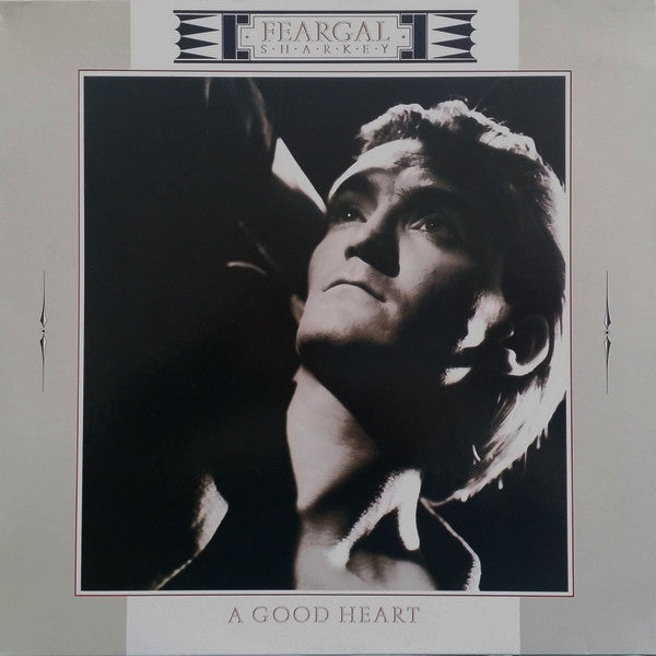 Feargal Sharkey ‎– A Good Heart