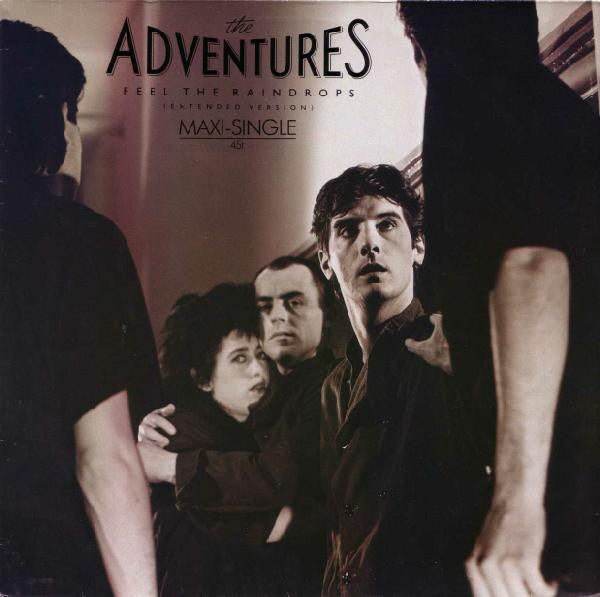 The Adventures ‎– Feel The Raindrops