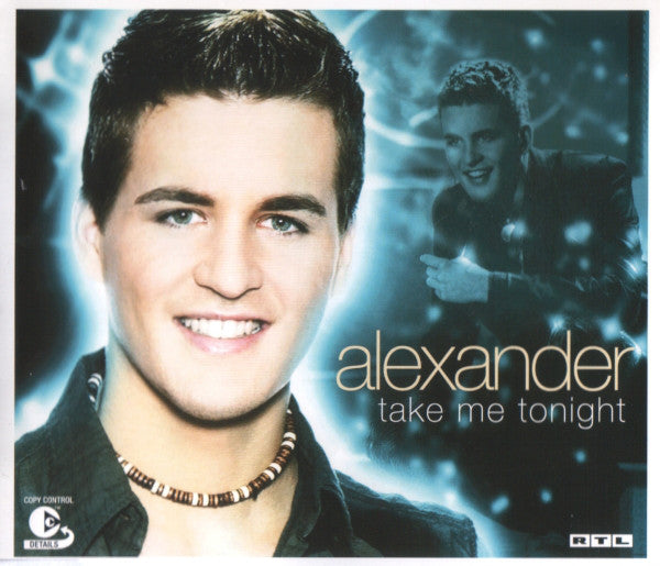 Alexander* ‎– Take Me Tonight