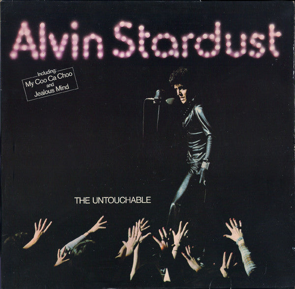 Alvin Stardust ‎– The Untouchable