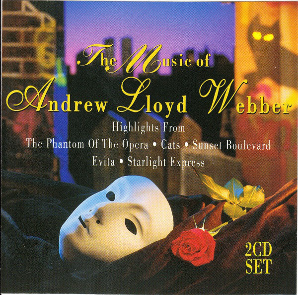 Andrew Lloyd Webber ‎– The Music Of Andrew Lloyd Webber