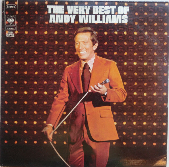Andy Williams ‎– The Very Best Of Andy Williams