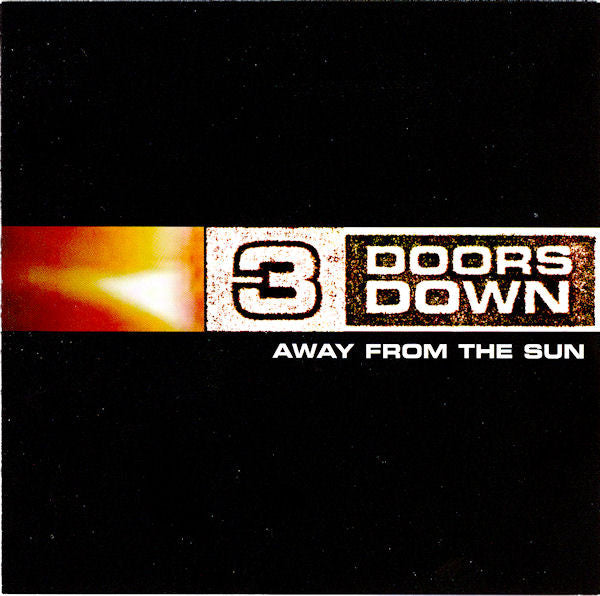 3 Doors Down ‎– Away From The Sun (535)