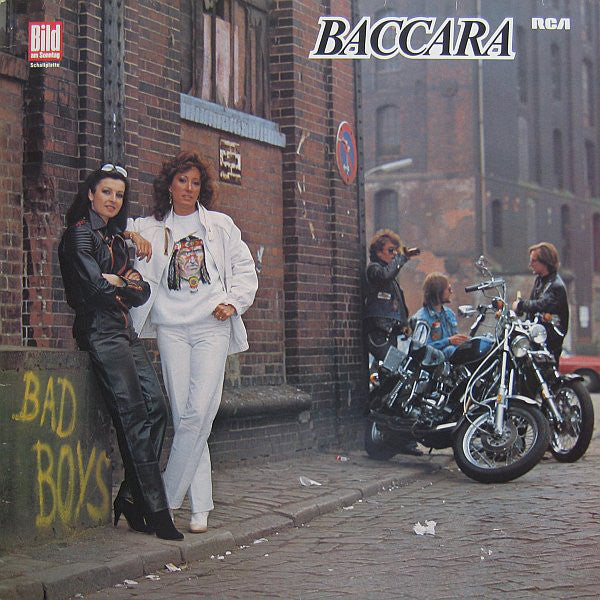 Baccara ‎– Bad Boys vinyl12 (NM)