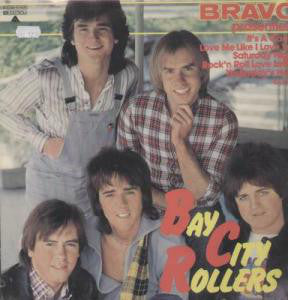 Bay City Rollers ‎– BRAVO Präsentiert Bay City Rollers