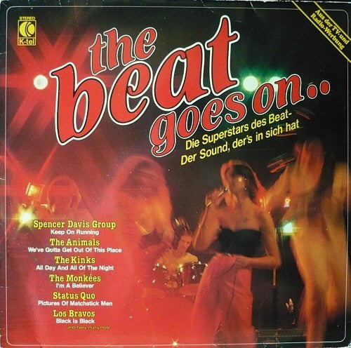 Various ‎– The Beat Goes On